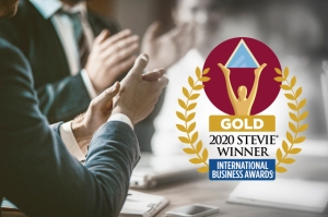 2020 Stevie Gold International Award Winner