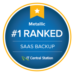 #1-Ranked_Metallic_SaaS_Backup